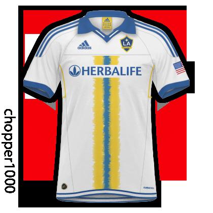 LA Galaxy - USA - H/A/T/Entrenamiento [FB Kits] LAGalaxy