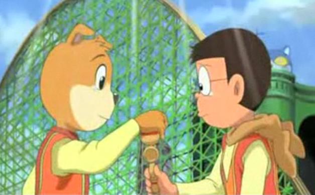 [Event viết thư][Gửi Nobita] Cám ơn tình bạn 1000 năm Somo5
