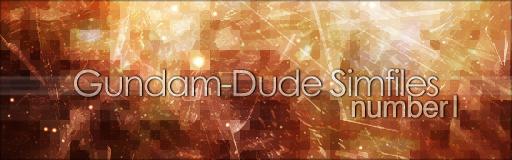 Gundam-Dude Simfiles Gdbn1