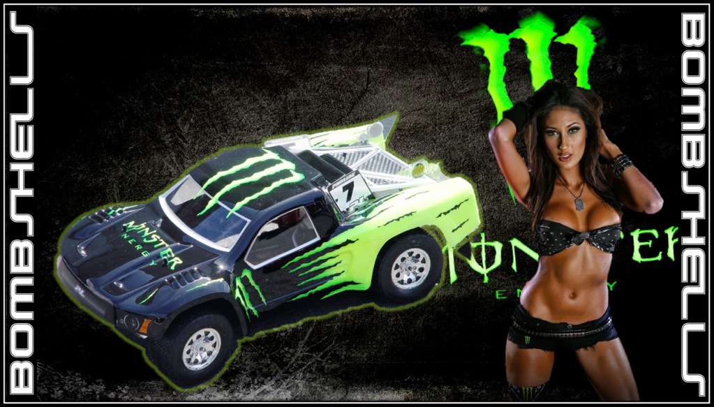 Auto RC-Girls - Page 3 MONSTERBombshell2