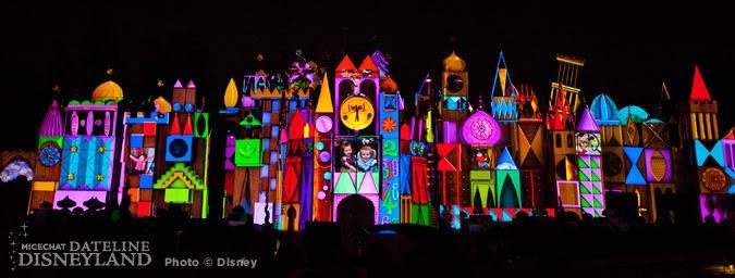 [Magic Kingdom & Disneyland Park] Magic, Memories & You : nouveau show de projections sur le Château Memoriesshow