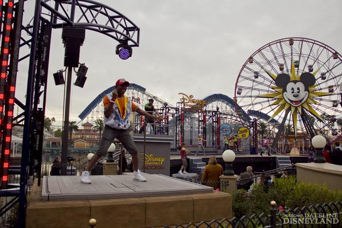 [Disney's Hollywood Studios & Disney California Adventure] Disney Channel Rocks! (octobre 2010) IMG_0105