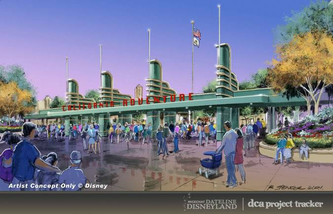 [Disney California Adventure] Placemaking: Pixar Pier, Buena Vista Street, Hollywood Land, Condor Flats - Page 4 DCAentry-1