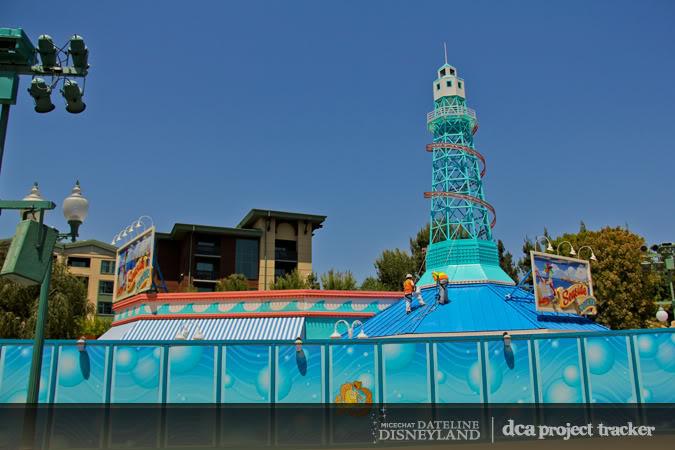 [Disney California Adventure] The Little Mermaid: Ariel's Undersea Adventure (2011) - Page 13 IMG_3998