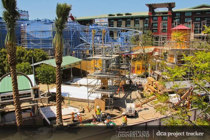 [Disney California Adventure] Placemaking: Pixar Pier, Buena Vista Street, Hollywood Land, Condor Flats - Page 6 IMG_4067