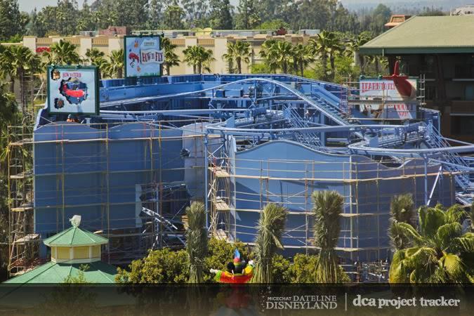 [Disney California Adventure] Placemaking: Pixar Pier, Buena Vista Street, Hollywood Land, Condor Flats - Page 6 IMG_4149