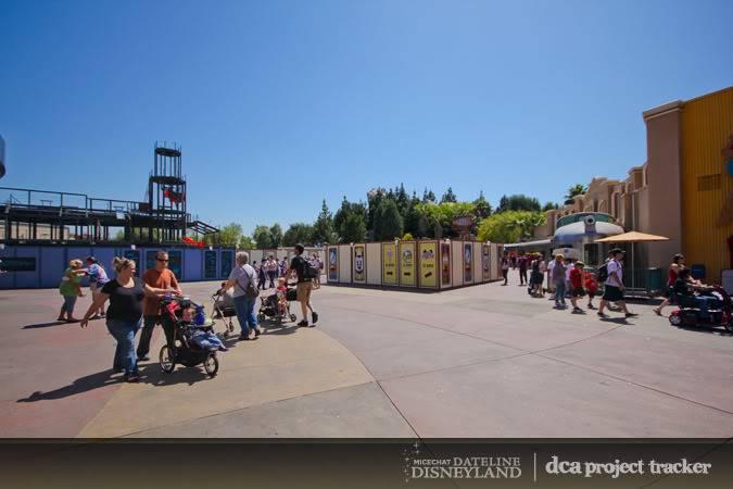 [Disney California Adventure] Placemaking: Pixar Pier, Buena Vista Street, Hollywood Land, Condor Flats - Page 6 IMG_4351
