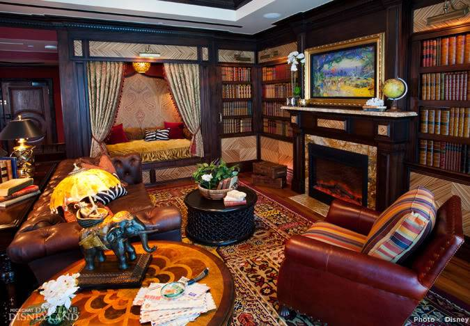 [Disneyland Hotel] Rénovation totale et nouvelles suites - Page 4 5_11_DLH_10264