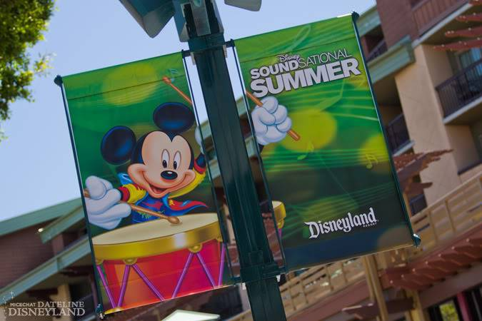 [Disneyland Resort] Soundsational Summer 2011 IMG_4299