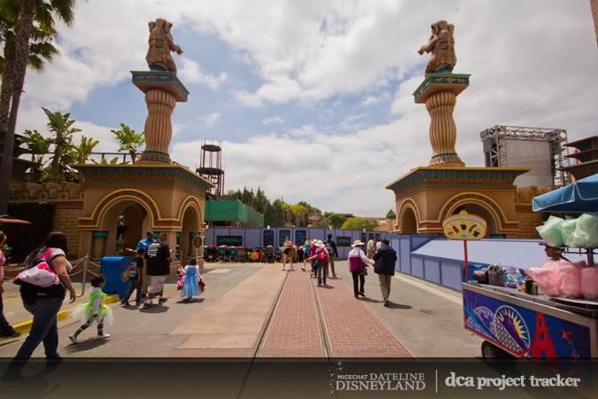 [Disney California Adventure] Placemaking: Pixar Pier, Buena Vista Street, Hollywood Land, Condor Flats - Page 6 IMG_5042
