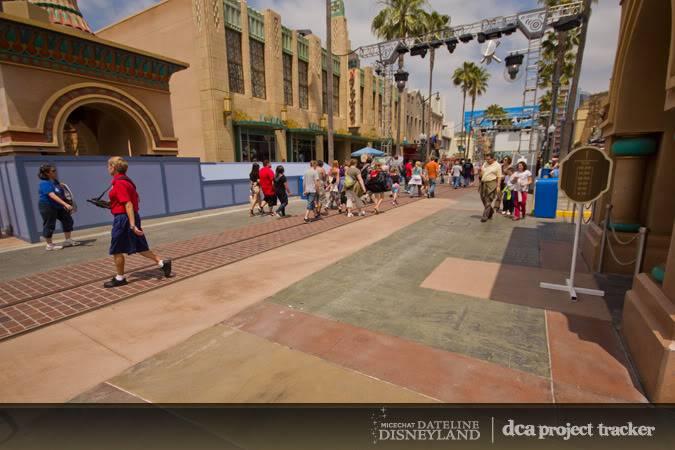 [Disney California Adventure] Placemaking: Pixar Pier, Buena Vista Street, Hollywood Land, Condor Flats - Page 6 IMG_5072
