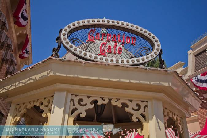 [Disneyland Park] Main Street, U.S.A.: remaniement des points de restauration (2012) et agrandissement (2015) IMG_9494