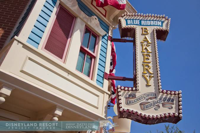 [Disneyland Park] Main Street, U.S.A.: remaniement des points de restauration (2012) et agrandissement (2015) IMG_9496
