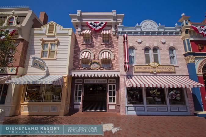 [Disneyland Park] Main Street, U.S.A.: remaniement des points de restauration (2012) et agrandissement (2015) IMG_9503