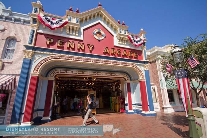 [Disneyland Park] Main Street, U.S.A.: remaniement des points de restauration (2012) et agrandissement (2015) IMG_9505