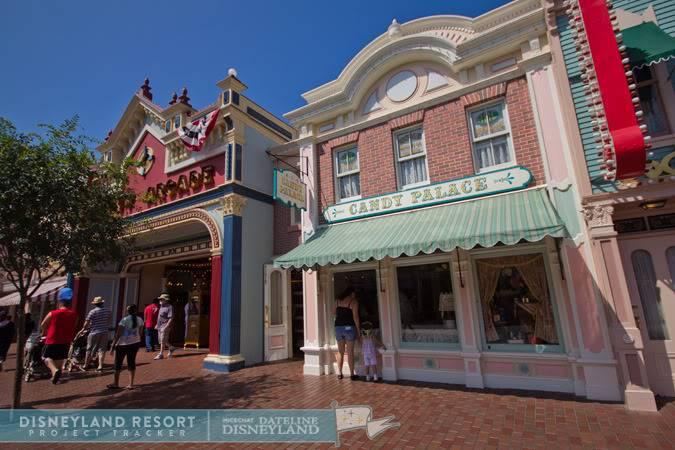 [Disneyland Park] Main Street, U.S.A.: remaniement des points de restauration (2012) et agrandissement (2015) IMG_9520