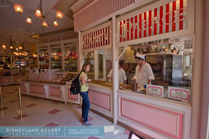 [Disneyland Park] Main Street, U.S.A.: remaniement des points de restauration (2012) et agrandissement (2015) IMG_9525