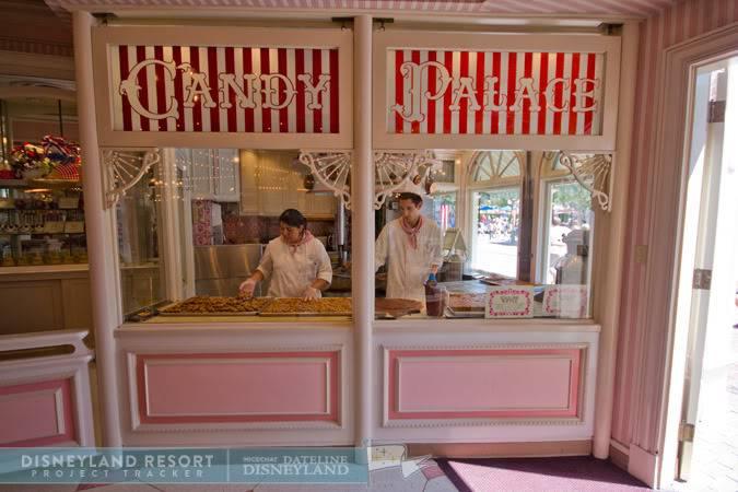 [Disneyland Park] Main Street, U.S.A.: remaniement des points de restauration (2012) et agrandissement (2015) IMG_9528