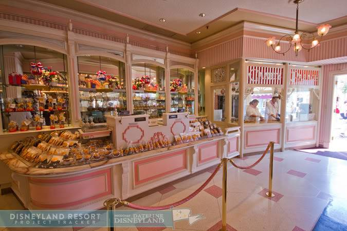 [Disneyland Park] Main Street, U.S.A.: remaniement des points de restauration (2012) et agrandissement (2015) IMG_9547