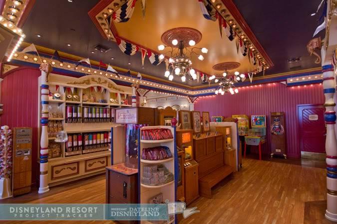 [Disneyland Park] Main Street, U.S.A.: remaniement des points de restauration (2012) et agrandissement (2015) IMG_9550