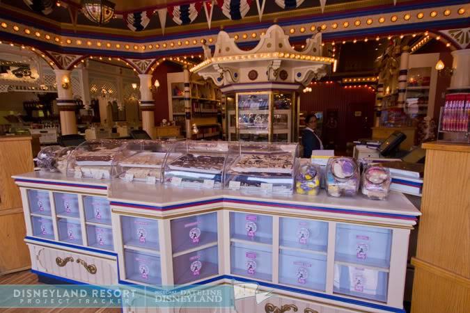 [Disneyland Park] Main Street, U.S.A.: remaniement des points de restauration (2012) et agrandissement (2015) IMG_9552