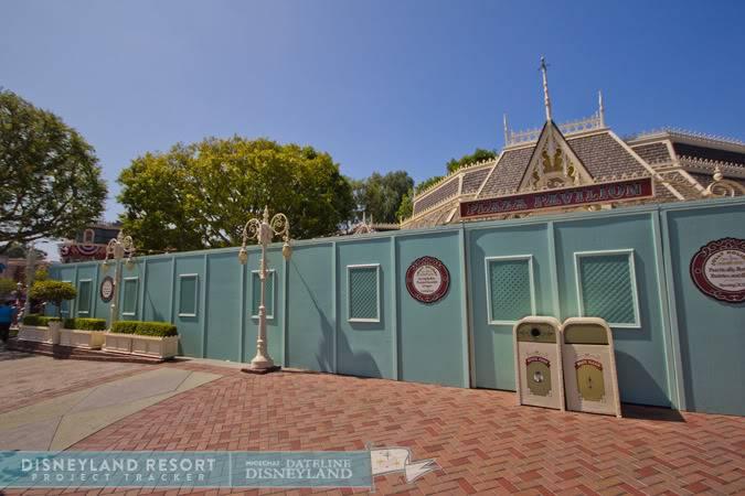 [Disneyland Park] Main Street, U.S.A.: remaniement des points de restauration (2012) et agrandissement (2015) IMG_9569