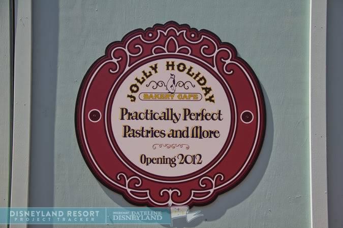 [Disneyland Park] Main Street, U.S.A.: remaniement des points de restauration (2012) et agrandissement (2015) IMG_9575