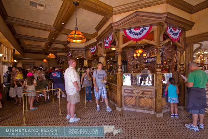 [Disneyland Park] Main Street, U.S.A.: remaniement des points de restauration (2012) et agrandissement (2015) IMG_9657