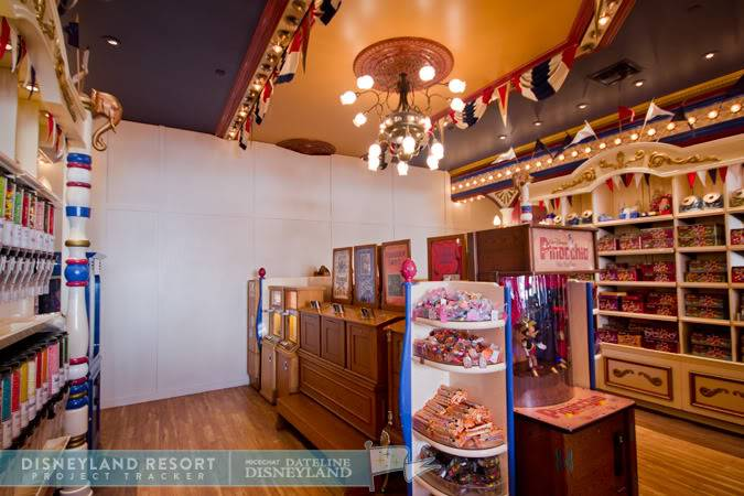 [Disneyland Park] Main Street, U.S.A.: remaniement des points de restauration (2012) et agrandissement (2015) IMG_1417