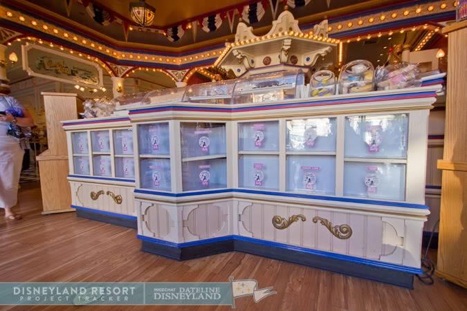 [Disneyland Park] Main Street, U.S.A.: remaniement des points de restauration (2012) et agrandissement (2015) IMG_1422