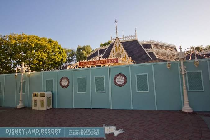[Disneyland Park] Main Street, U.S.A.: remaniement des points de restauration (2012) et agrandissement (2015) IMG_1427