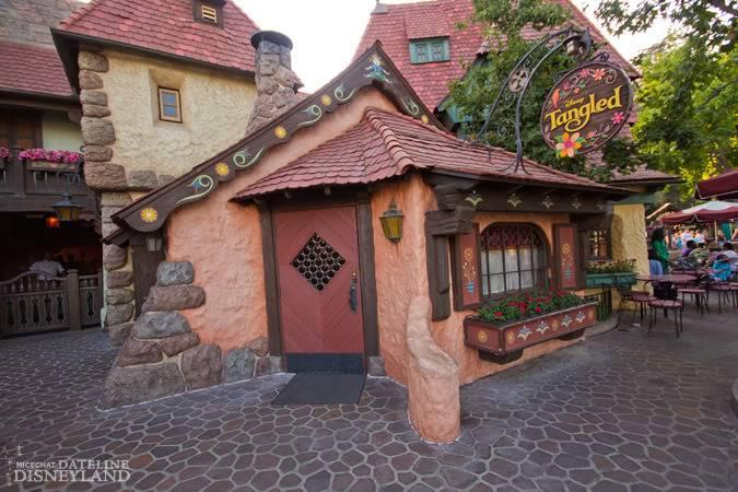 [Disneyland Park & Magic Kingdom] Meet & Greet Tangled IMG_3346