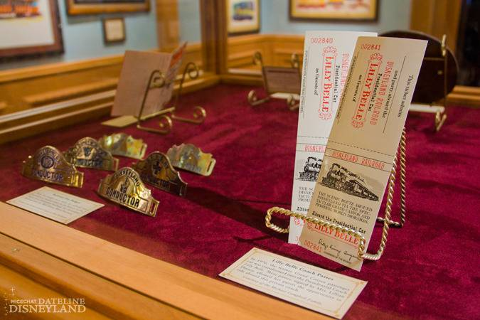 """[Disneyland]The Disney Gallery - Exposition """"All Aboard"""" IMG_8316"""