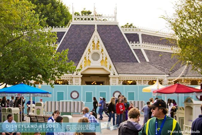 [Disneyland Park] Main Street, U.S.A.: remaniement des points de restauration (2012) et agrandissement (2015) IMG_0055