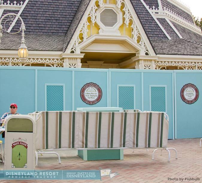 [Disneyland Park] Main Street, U.S.A.: remaniement des points de restauration (2012) et agrandissement (2015) IMG_0064