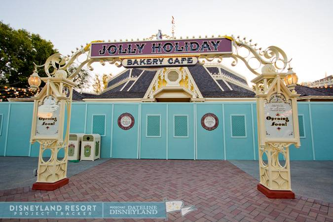 [Disneyland Park] Main Street, U.S.A.: remaniement des points de restauration (2012) et agrandissement (2015) IMG_1225