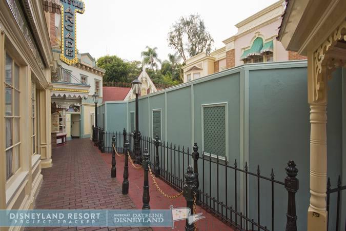 [Disneyland Park] Main Street, U.S.A.: remaniement des points de restauration (2012) et agrandissement (2015) IMG_3862
