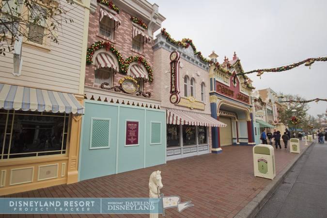 [Disneyland Park] Main Street, U.S.A.: remaniement des points de restauration (2012) et agrandissement (2015) IMG_3877