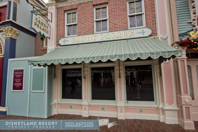 [Disneyland Park] Main Street, U.S.A.: remaniement des points de restauration (2012) et agrandissement (2015) IMG_3912