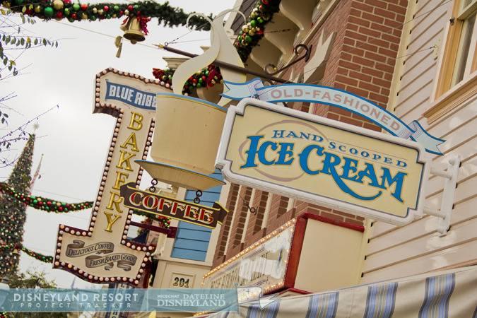[Disneyland Park] Main Street, U.S.A.: remaniement des points de restauration (2012) et agrandissement (2015) IMG_4343