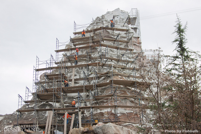 [Disneyland Park] Matterhorn Bobsleds (1959) IMG_0029