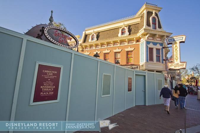 [Disneyland Park] Main Street, U.S.A.: remaniement des points de restauration (2012) et agrandissement (2015) IMG_5360
