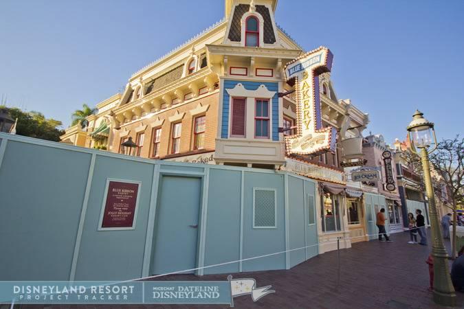 [Disneyland Park] Main Street, U.S.A.: remaniement des points de restauration (2012) et agrandissement (2015) IMG_5369