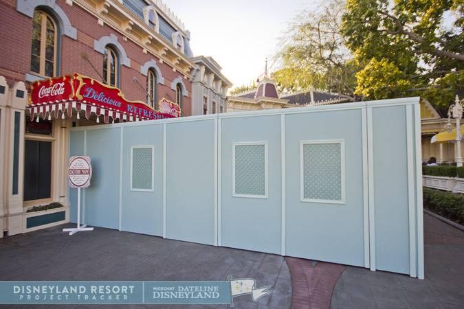 [Disneyland Park] Main Street, U.S.A.: remaniement des points de restauration (2012) et agrandissement (2015) IMG_5401