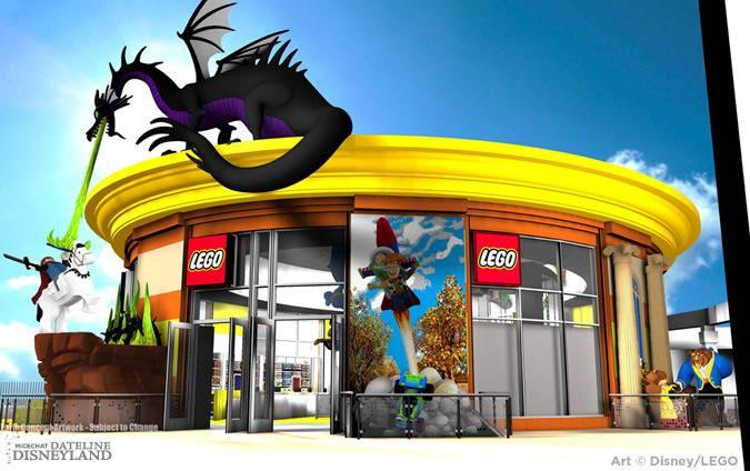 [Walt Disney World et Disneyland Resorts] Ouverture des nouveaux Lego Imagination Centers (2011 et 2012) 2leg123234LARGE
