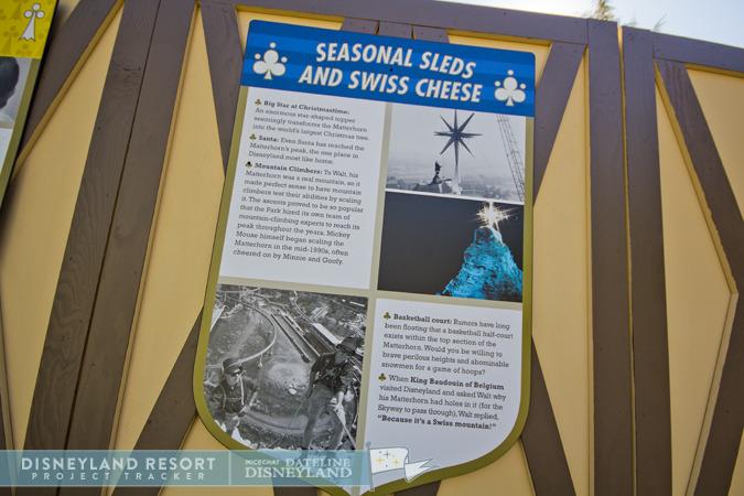 [Disneyland Park] Matterhorn Bobsleds (1959) IMG_8434