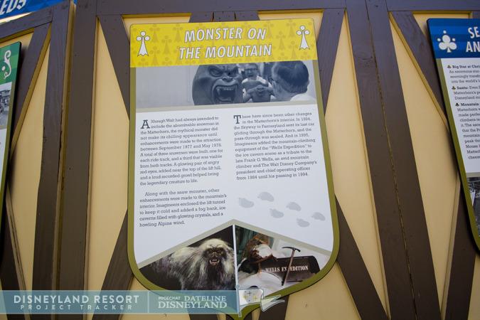 [Disneyland Park] Matterhorn Bobsleds (1959) IMG_8440
