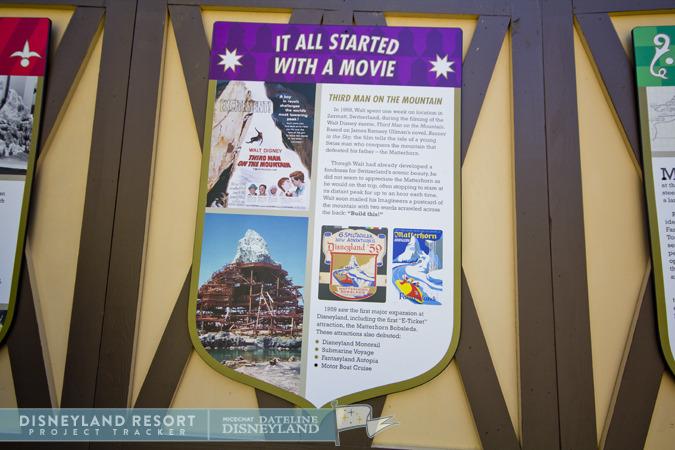 [Disneyland Park] Matterhorn Bobsleds (1959) IMG_8447
