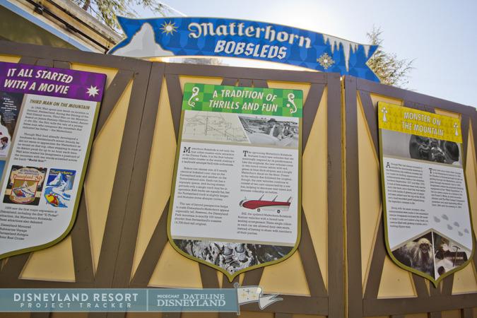 [Disneyland Park] Matterhorn Bobsleds (1959) IMG_8449