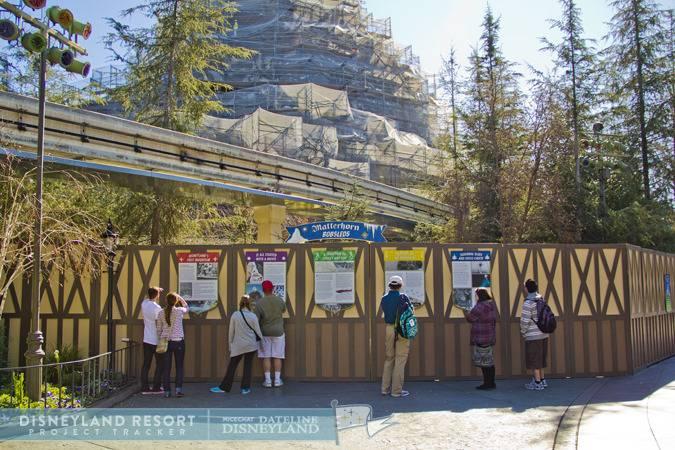 [Disneyland Park] Matterhorn Bobsleds (1959) IMG_8491